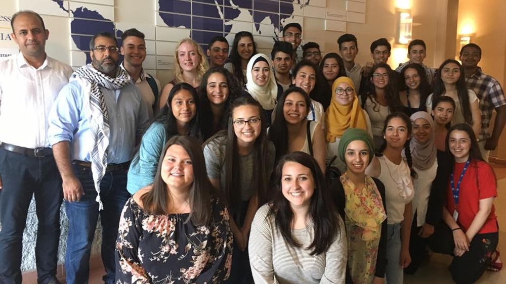 New programme qualifies Palestine students for Ivy League schools