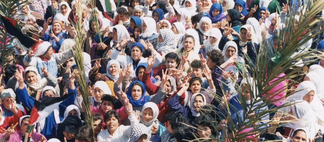 How Palestinian women led successful non-violent resistance