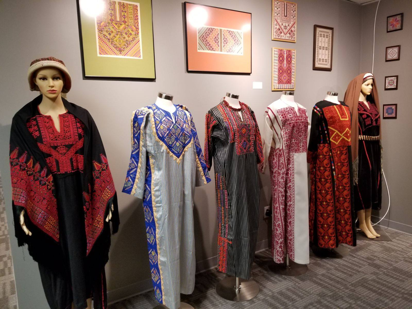 First Palestinian-themed museum in the US showcases art, culture and history