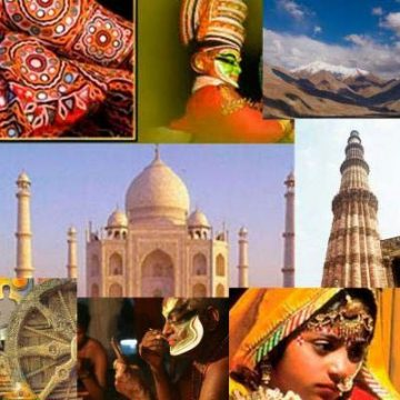 Diversity in the Culture and History of India